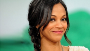 Zoe Saldana Wallpaper For Computer