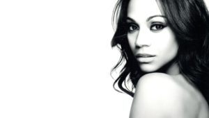 Zoe Saldana Wallpaper For Laptop