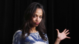 Zoe Saldana Wallpapers And Backgrounds