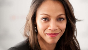 Zoe Saldana For Desktop