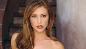 Alyssa Milano High Quality Wallpapers