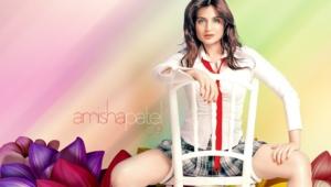 Ameesha Patel Computer Wallpaper