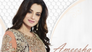 Ameesha Patel For Desktop