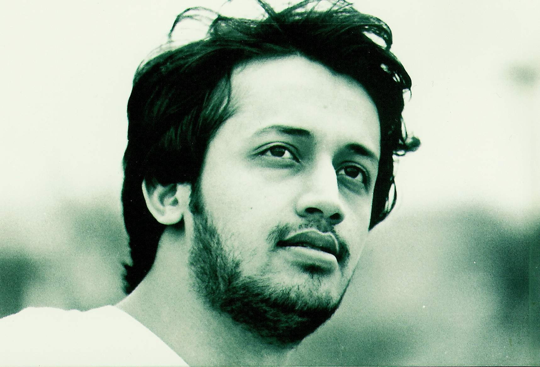 Atif Aslam Background