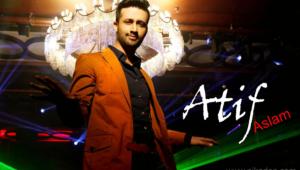 Atif Aslam Computer Wallpaper