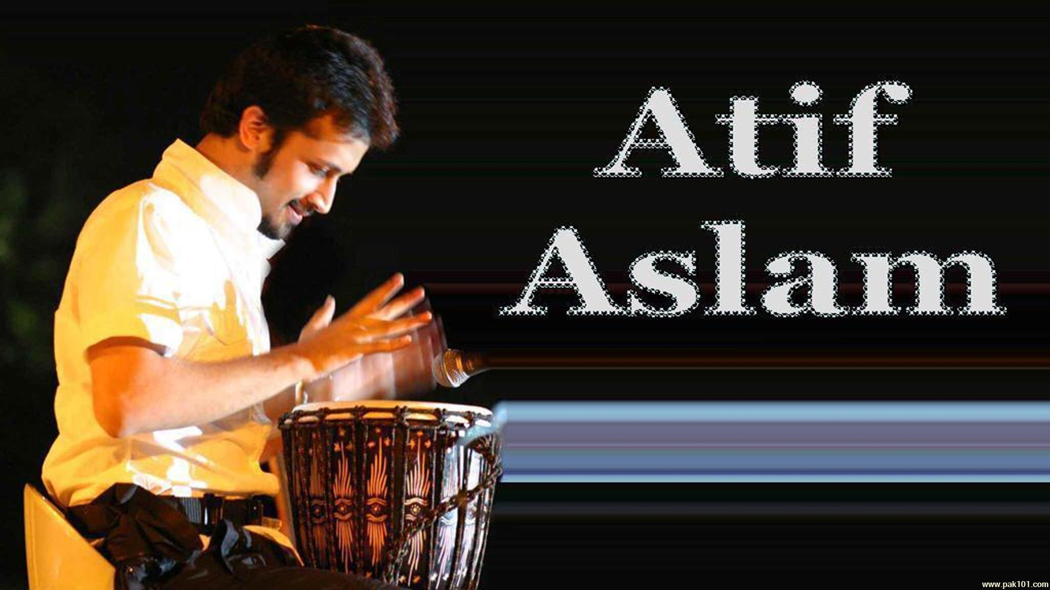 Atif Aslam High Quality Wallpapers