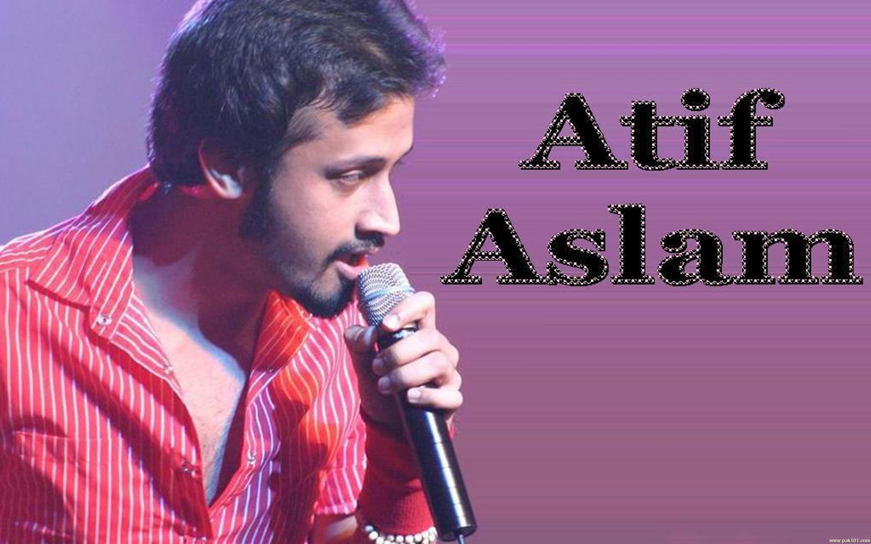 Atif Aslam Wallpaper