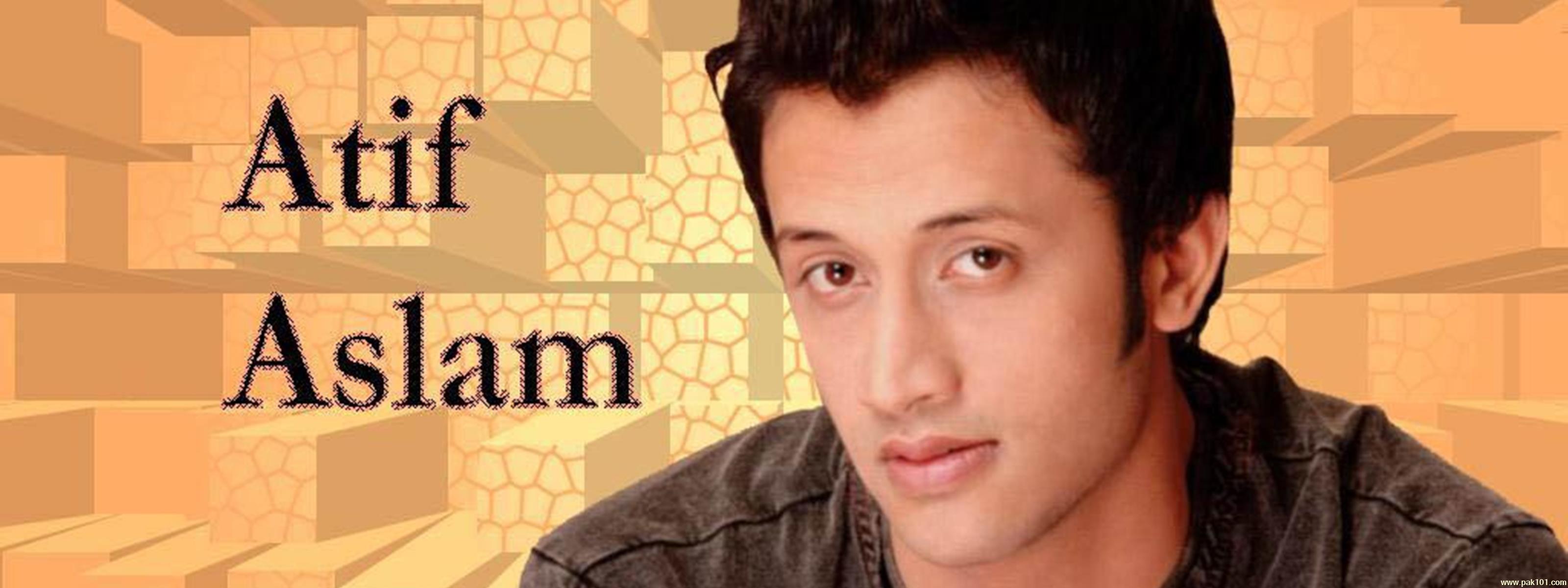 Atif Aslam Widescreen
