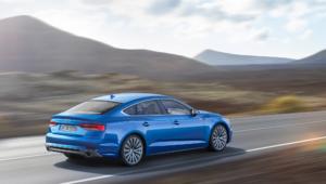 Audi A5 2017 Hd Desktop