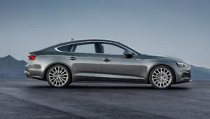 Audi A5 2017 High Definition