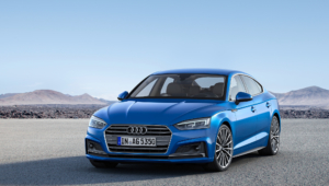 Audi A5 2017 High Quality Wallpapers