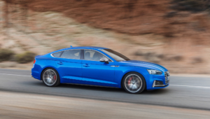 Audi A5 2017 Photos