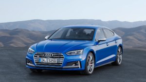 Audi A5 2017 Pictures