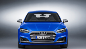 Audi A5 2017 Wallpapers