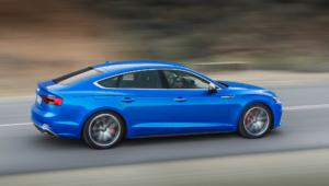 Audi A5 2017 Widescreen