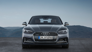 Audi A5 2017 For Desktop