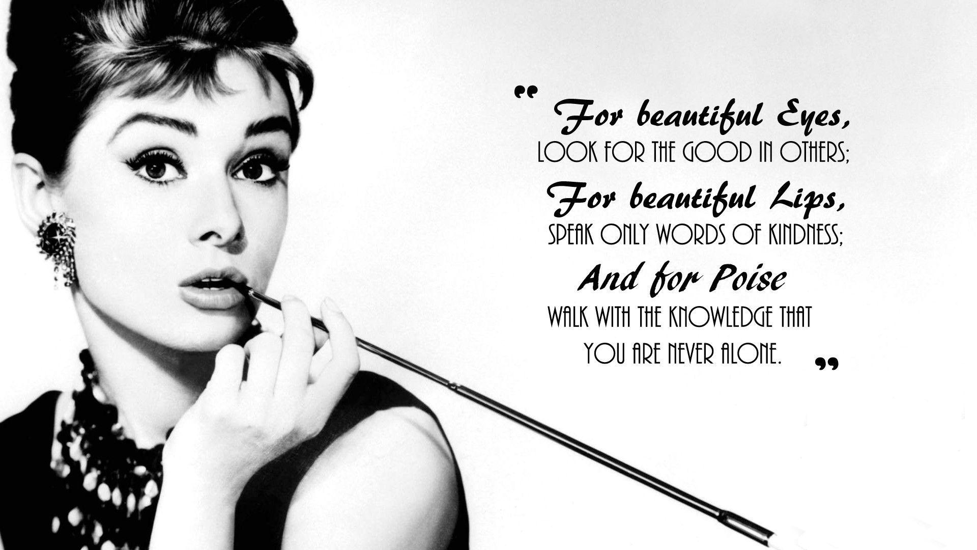 Audrey Hepburn Sexy Wallpapers
