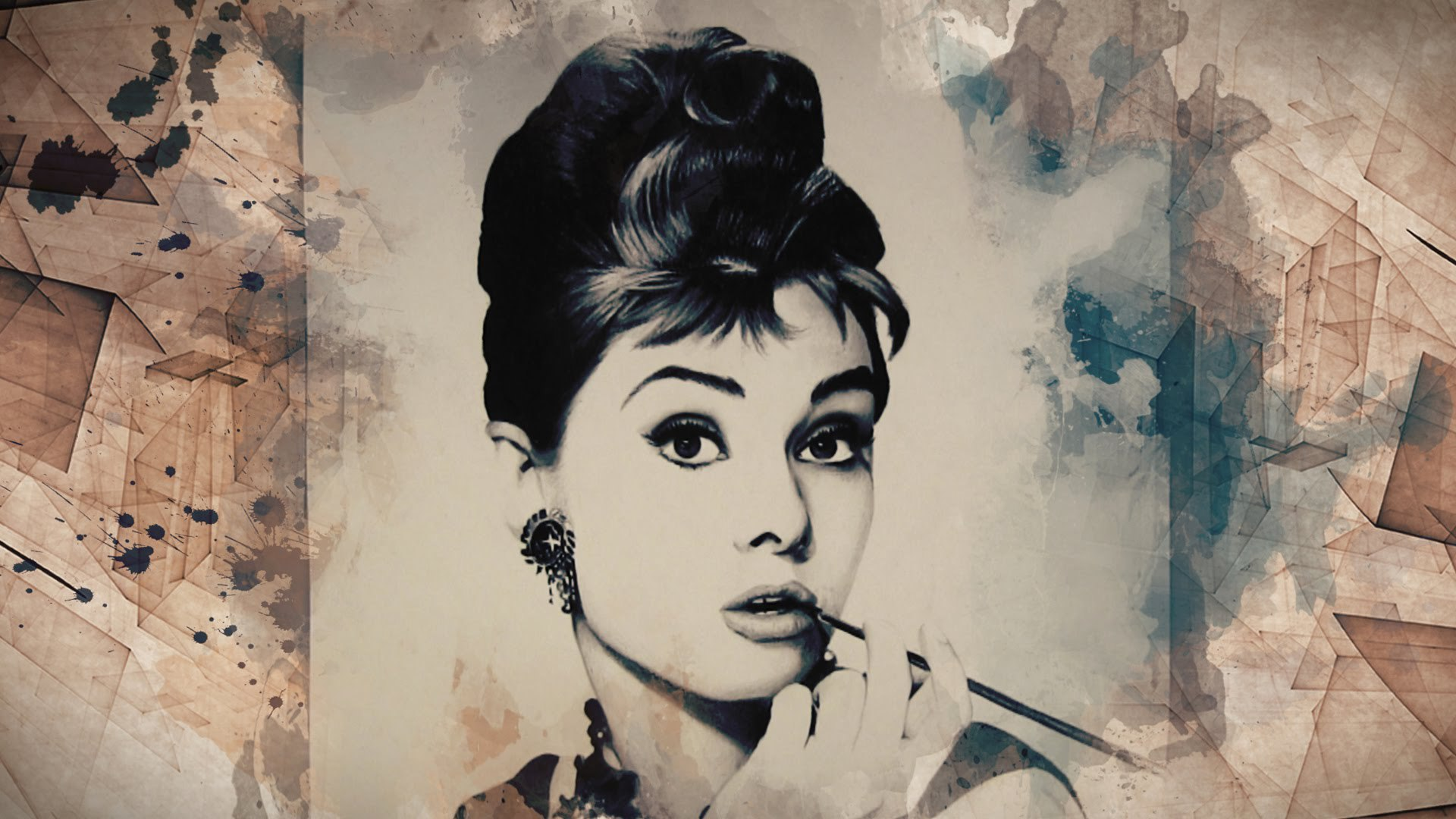 Audrey Hepburn Wallpaper For Computer