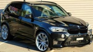 BMW X5 Tuning 4K