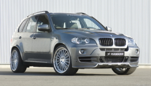 BMW X5 Tuning Background