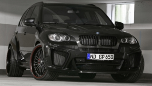 BMW X5 Tuning HD Wallpaper