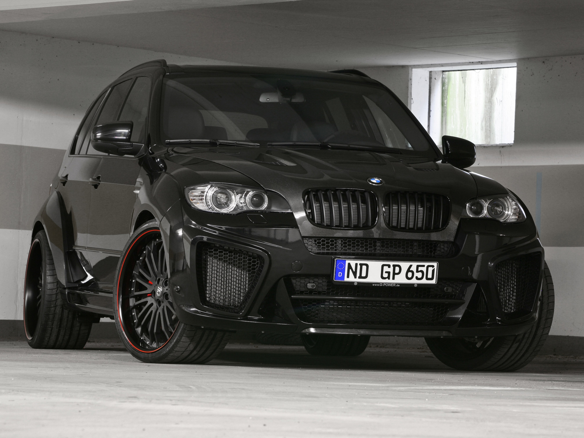 BMW X5 Tuning HD Wallpaper