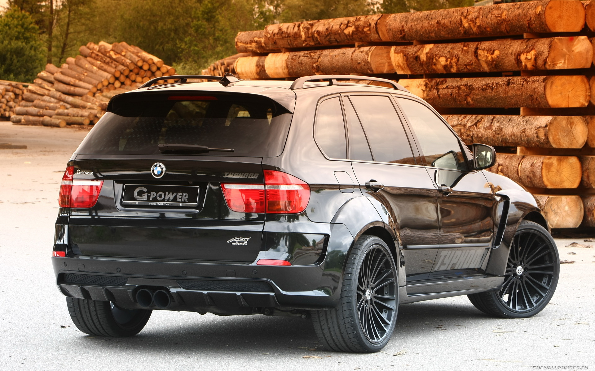 BMW X5 Tuning High Quality Wallpapers