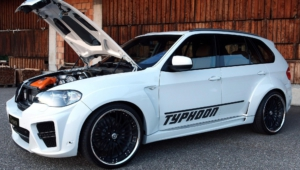 BMW X5 Tuning Photos