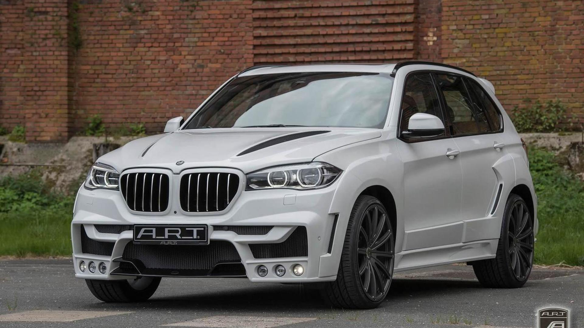 BMW X5 Tuning Pictures