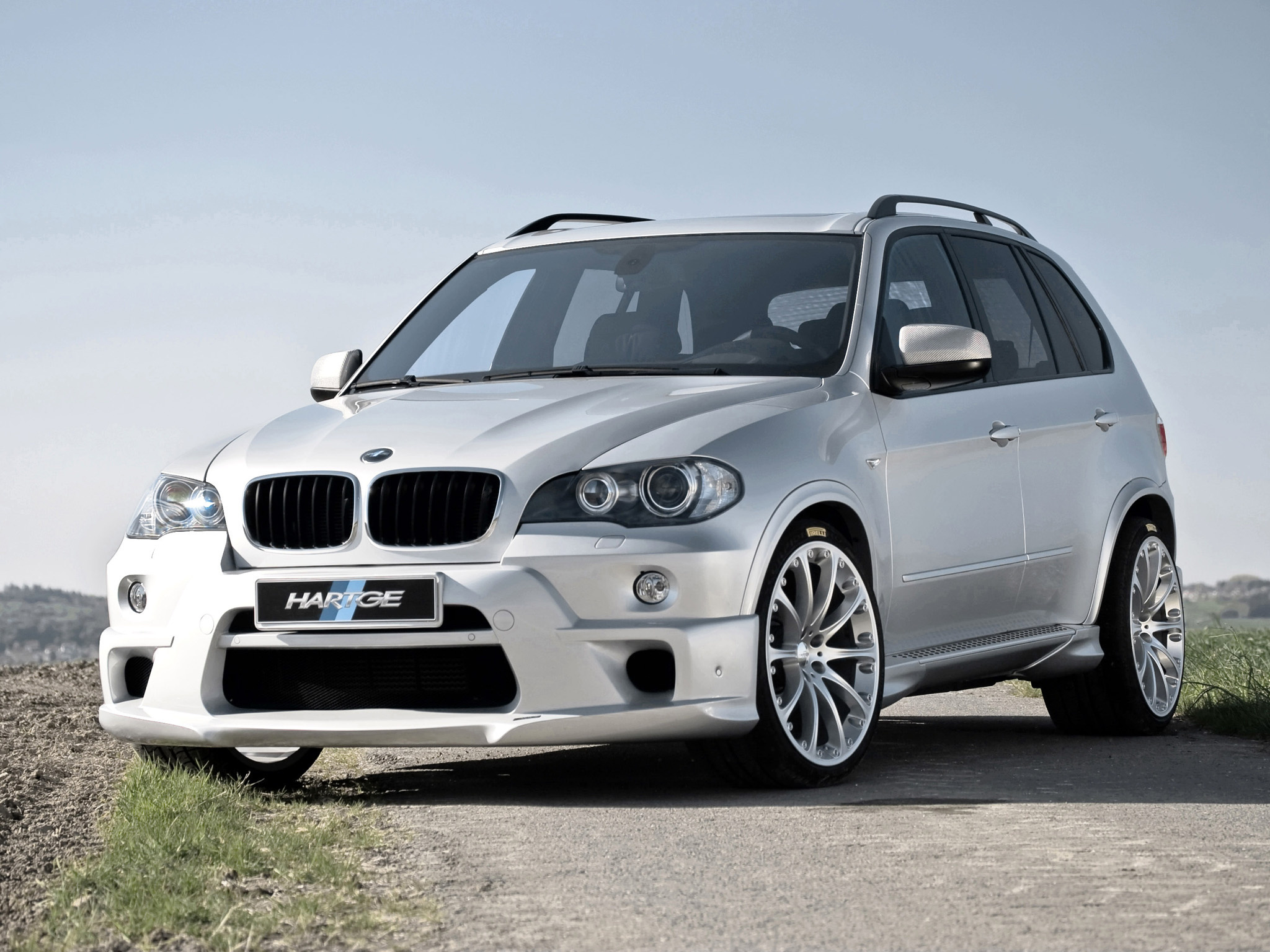 Bmw X5 Tuning Widescreen