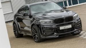 BMW X6 Tuning Background