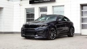 BMW X6 Tuning HD Desktop