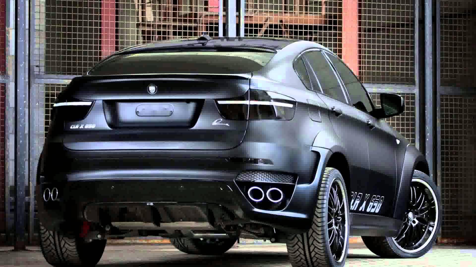 BMW X6 Tuning High Definition