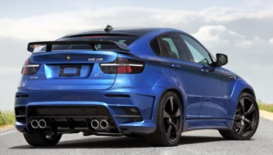 BMW X6 Tuning Wallpapers HQ