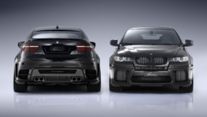 BMW X6 Tuning Widescreen