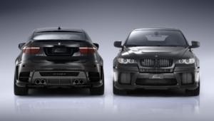 BMW X6 Tuning Widescreen