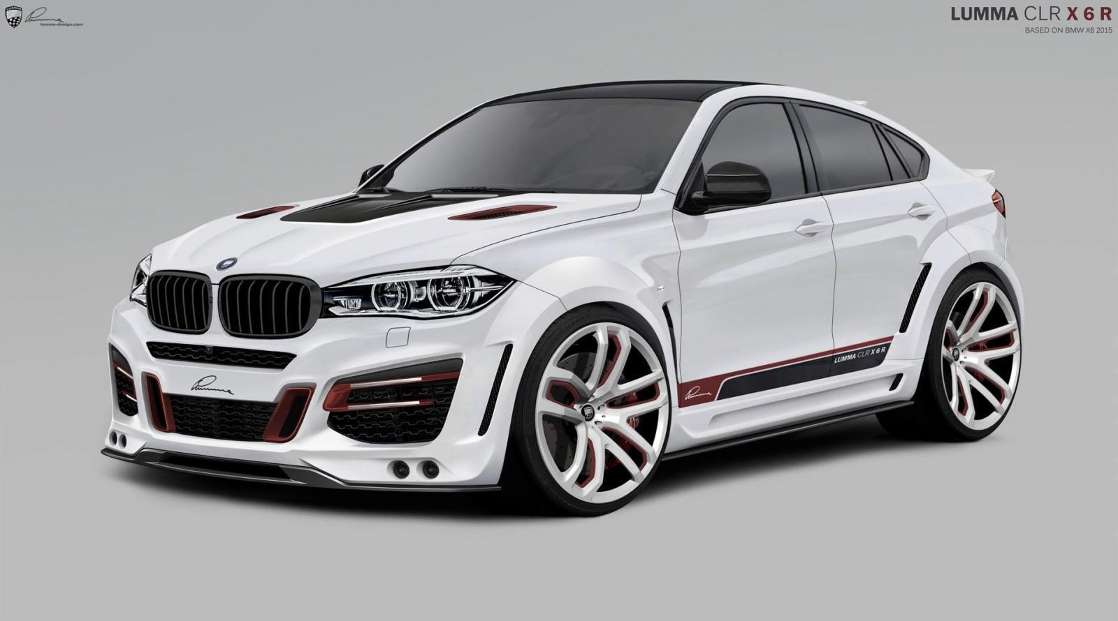 BMW X6 Tuning Full HD