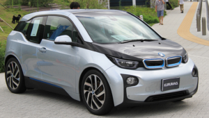 Bmw I3 Background