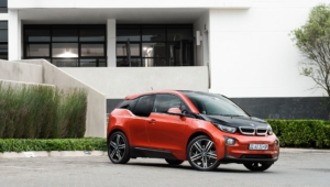 Bmw I3 Photos
