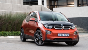 Bmw I3 Widescreen