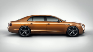 Bentley Flying Spur W12 S Pictures