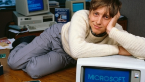 Bill Gates Desktop Wallpaper