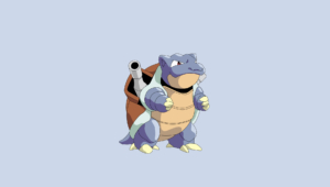 Blastoise Background