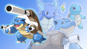 Blastoise Wallpapers Hd