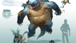Blastoise Widescreen
