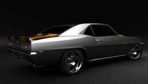 Camaro SS 1969 High Definition