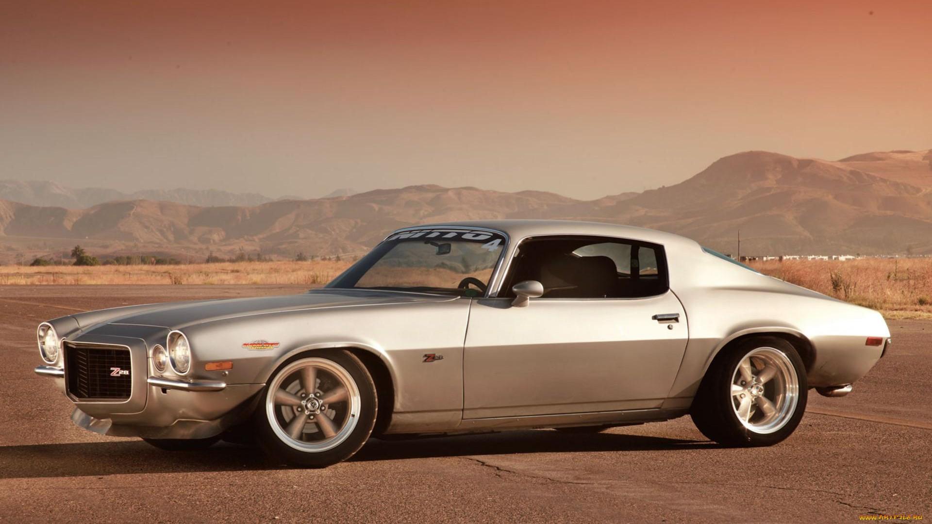 Camaro Z28 1971