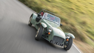 Caterham Seven Sprint Wallpaper