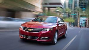 Chevrolet Impala 2016 Wallpaper