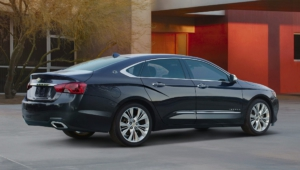 Chevrolet Impala 2016 Widescreen